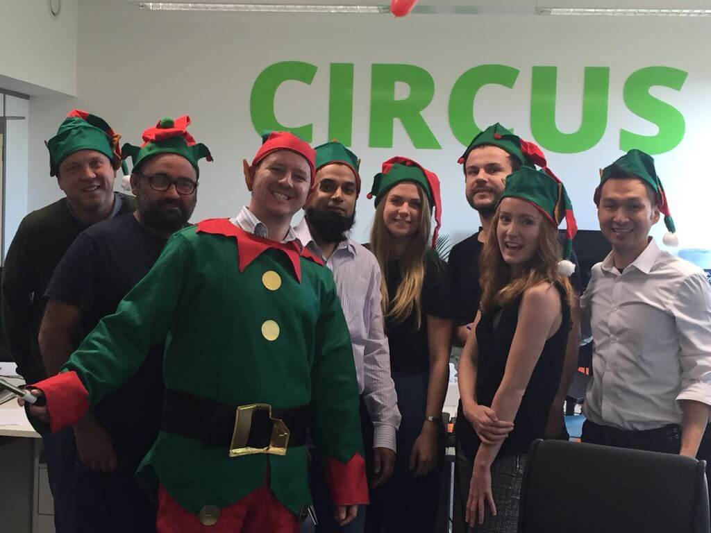 Circus PPC Agency Is Your PPC Account Ready for Christmas 2017? Banner
