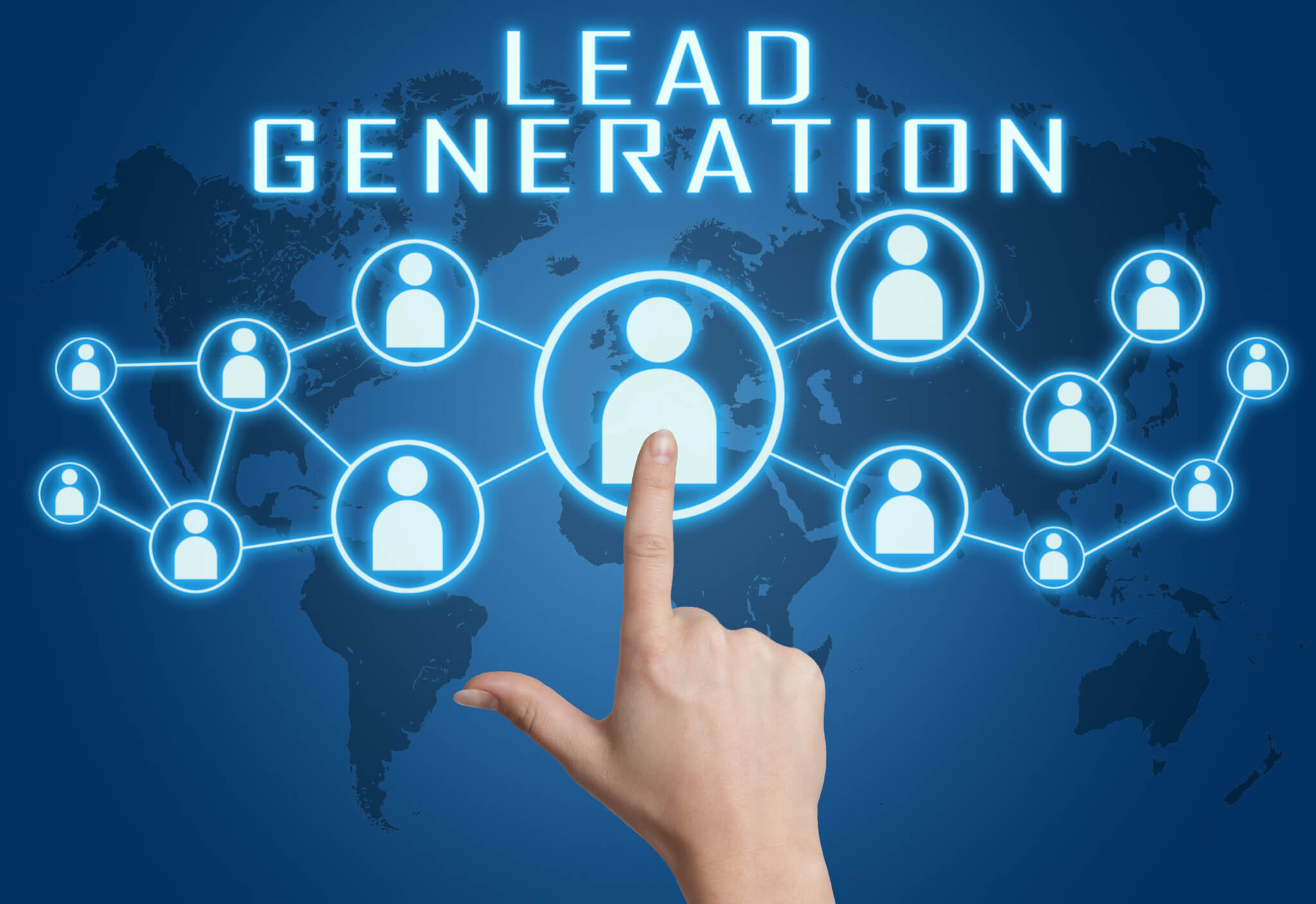 Facebook Ads for Lead Generation: Case Study Background Image